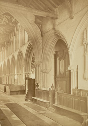 West Walton, Interior